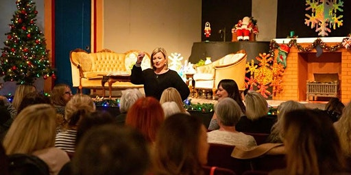 Evening of Spirit with The Ancient Priestess - Psychic Medium Kelly Smart