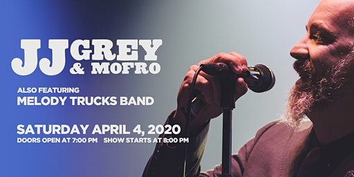 JJ Grey & Mofro Featuring  Melody Trucks Band