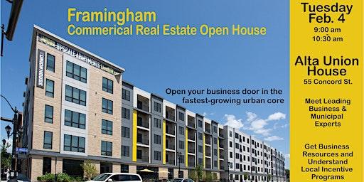 Framingham Commercial Real Estate Open House