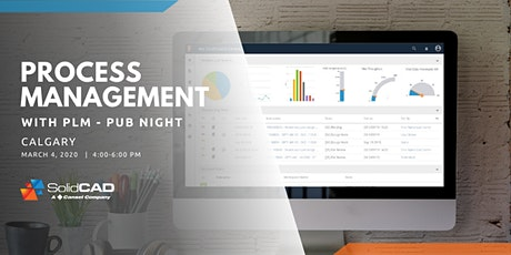 Process Management With PLM - Calgary tickets