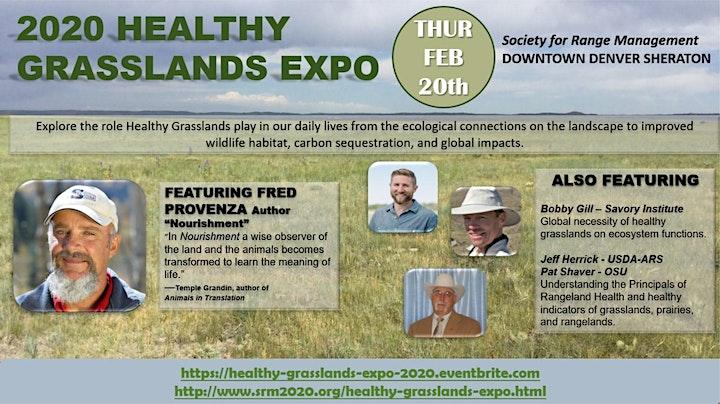 Healthy Grasslands Expo image