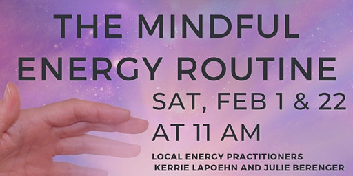 Mindful Energy Routine