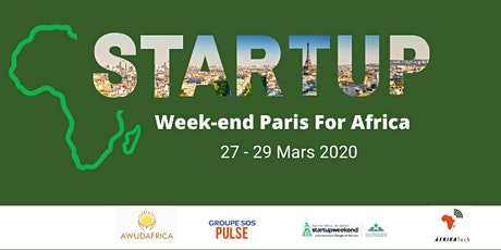 Startup Weekend Paris for Africa - 3ème Edition billets