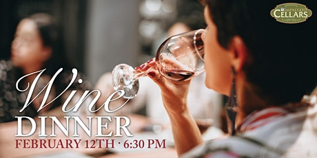 Wine Pairing Dinner tickets