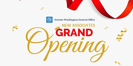 Greater Washington Business Grand Opening tickets
