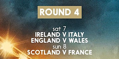 6 Nations Round 4 @ The Jollies tickets