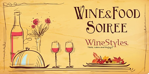 April Wine & Food Soiree