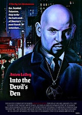 ANTON LAVEY - INTO THE DEVIL'S DEN with Q&A tickets