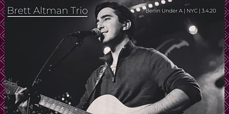 Brett Altman Trio tickets