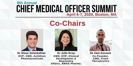 8th Annual Chief Medical Officer Summit tickets