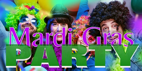 Mardi Gras Party tickets