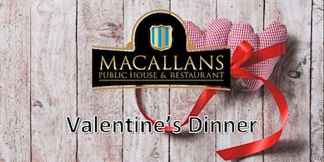 Valentines Week Dinner at Romantic Pub tickets