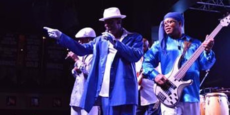 Kalimba The Spirit of Earth, Wind and Fire New Years Eve -Festival Seating tickets