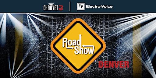 CHAUVET DJ and Electro-Voice Road Show DENVER