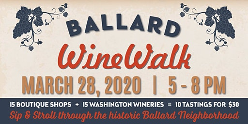 Visit Ballard Wine Walk
