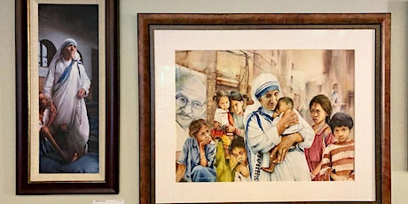 """Art Talk: """"Mother Teresa: Life of Compassion, Life of Challenge"""" tickets"""