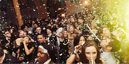 The BIG New Year's Eve Singles Party: Ring in 2021 With A Bang!
