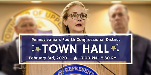 Pennsylvania's Fourth Congressional District Town Hall