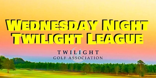 Wednesday Twilight League at Maples Golf Club