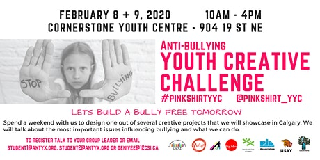 Anti-Bullying Day Creative Challenge tickets