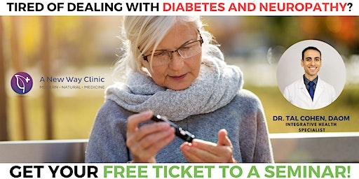 Diabetes & Neuropathy Seminar w/ Dr. Nadal ND, MSAOM, Hillsboro OR