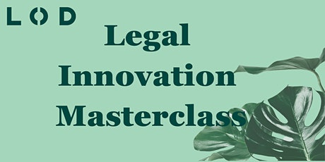 LOD Legal Innovation Masterclass tickets