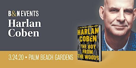 Meet Harlan Coben at Barnes & Noble - Palm Beach Gardens tickets