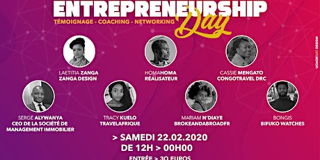 Entrepreneurship Day billets