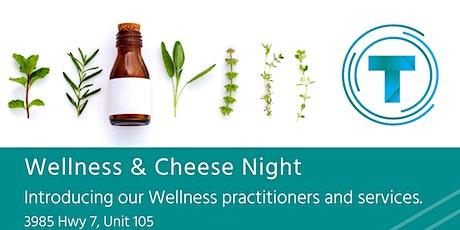 Wellness & Cheese Night - Wellness Clinic launch tickets