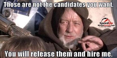 Jedi Mind Tricks for Job Seekers (JDNG, Wheaton, IL) tickets