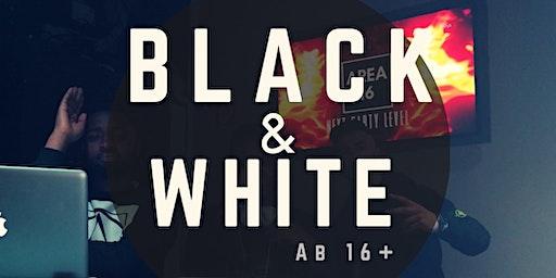 AREA 16 - BLACK & WHITE