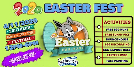 2020 Queen City Easter Festival tickets