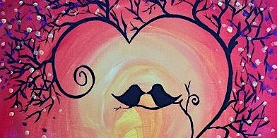 Valentine's Day Weekend Sip & Paint Party