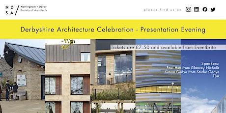 Derbyshire Architecture Celebration 2020 tickets