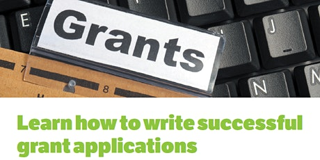 Community Grants Writing Workshop - Afternoon Session tickets