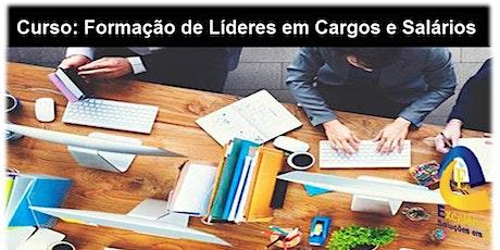 Curso: Formação de Líderes em Cargos e Salários ingressos