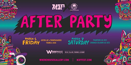 Official M3F - After Party tickets