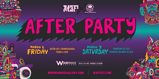 Official M3F - After Party