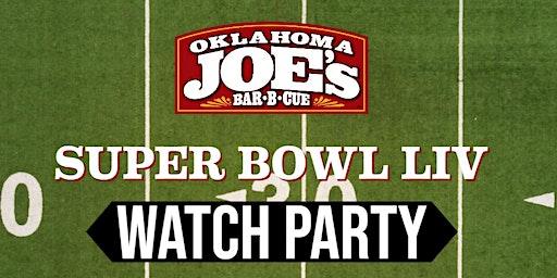 Oklahoma Joe's BBQ - Super Bowl Watch Party