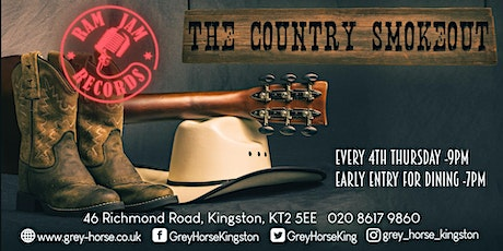 The Country Smokeout - Backwoods Creek tickets