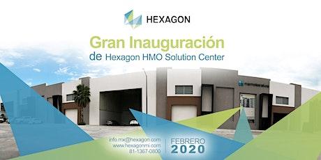 Open House Hexagon Hermosillo boletos