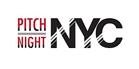Pitch Night NYC tickets