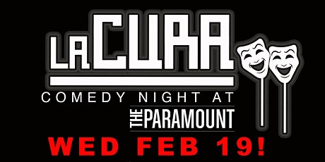 La Cura: Comedy Nights in Boyle Heights tickets