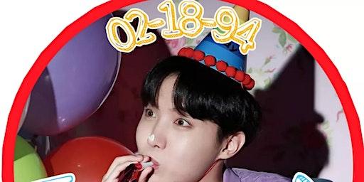 BTS J-Hope Birthday Celebration