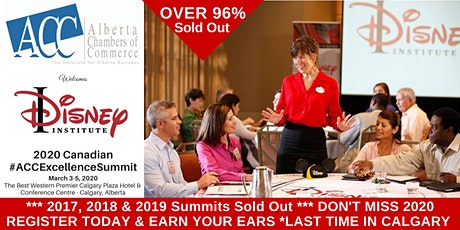 2020 Canadian ACC Excellence Summit March 3-5, 2020 tickets