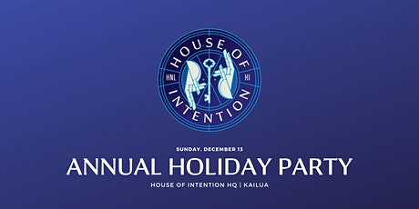 Annual Holiday Party tickets