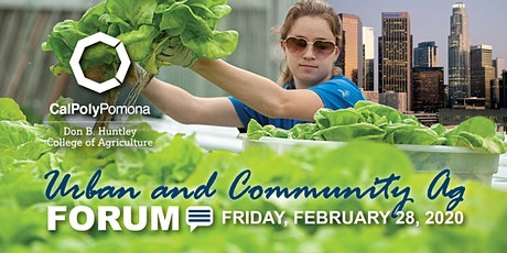 Urban and Community Agriculture Forum tickets