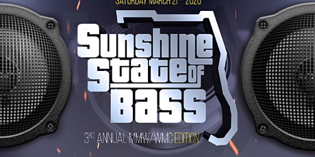 SUNSHINE STATE OF BASS tickets