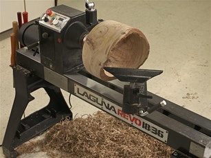 WOOD LATHE: FACEPLATE TURNING INTRO tickets