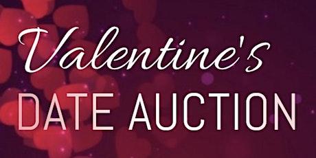 Valentine's Date Auction tickets